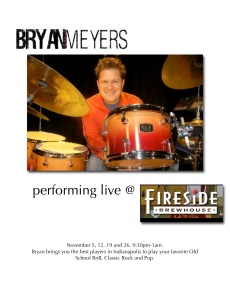 Bryan Show Poster