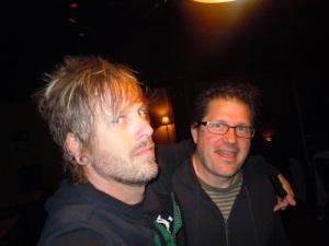 Loaner2011Doug and I